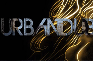 Urbandub animation used for event displays.