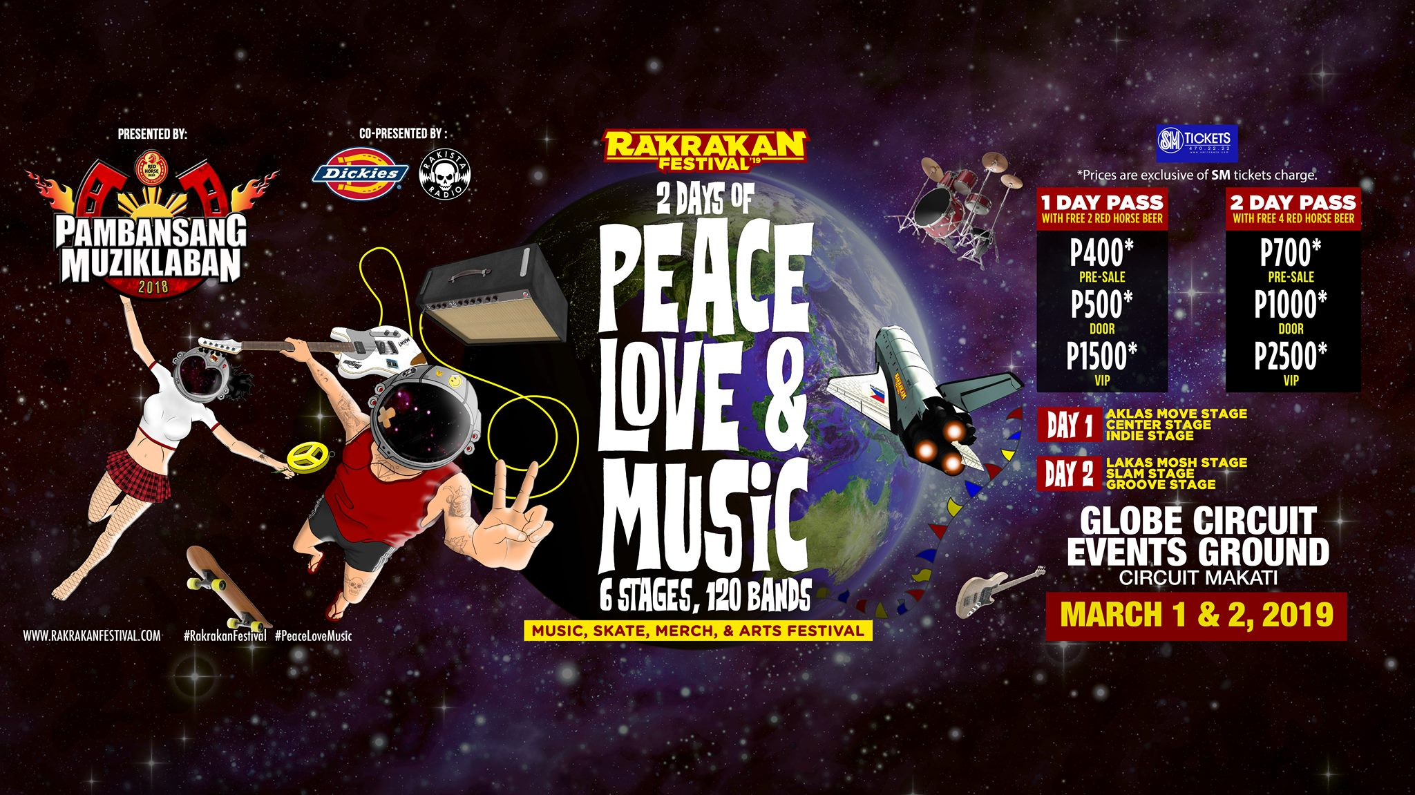 Rakrakan Festival 2019: Peace, Love, & Music