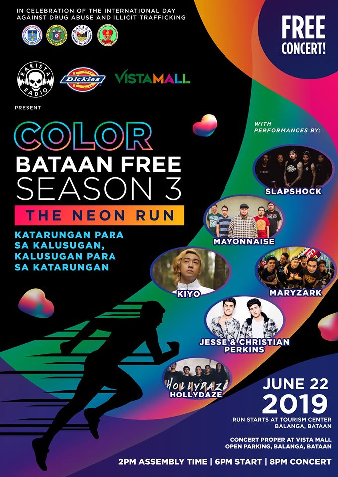 Color Bataan Free Season 3 – The Neon Run